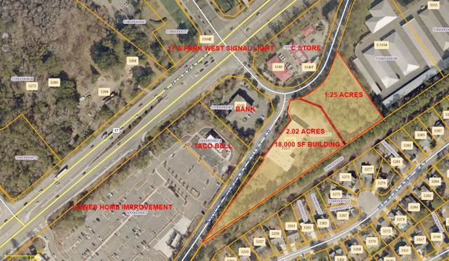 3325 S Morgans Point Rd, Mount Pleasant, SC 29466 (#30210340) :: The Cassina Group