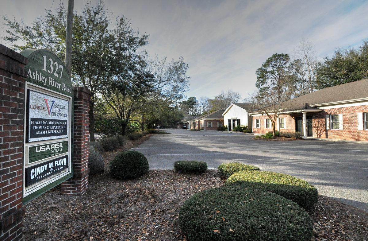 1327 Ashley River Road, Charleston, SC 29407 (#30144996) :: The Cassina Group