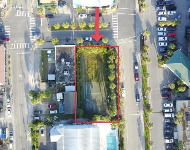 0 Center Street, Folly Beach, SC 29439 (#30357246) :: The Cassina Group