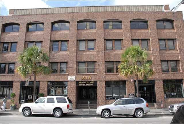 215 East Bay St Unit 203-C, Charleston, SC 29401 (#30370222) :: The Cassina Group