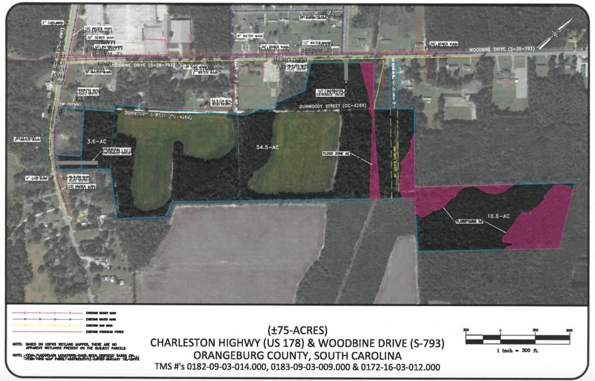 US 178 & Woodbine Drive (S-793) - Photo 1