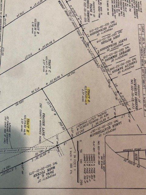 US Hwy 45 & Frazier Lane, Cross, SC 29436 (#30460672) :: The Cassina Group