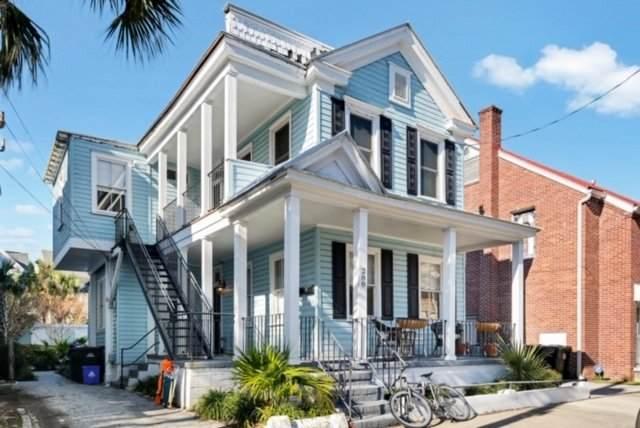 288 Sumter St #2, Charleston, SC 29403 (#30574729) :: The Cassina Group