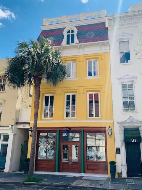 29 Broad St A,B,C, Charleston, SC 29401 (#30662227) :: The Cassina Group