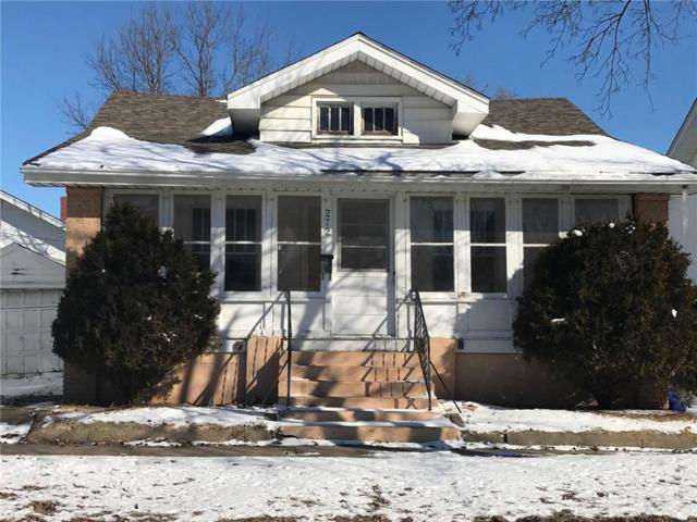 272 W Harrison, Decatur, IL 62526 (MLS #6192342) :: Main Place Real Estate