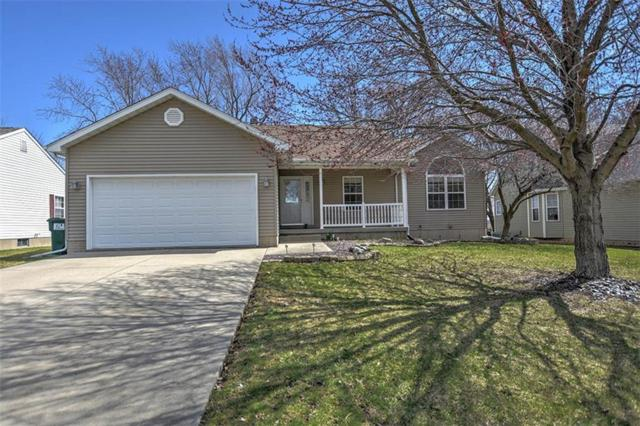832 Jacobs, Forsyth, IL 62535 (MLS #6192646) :: Main Place Real Estate