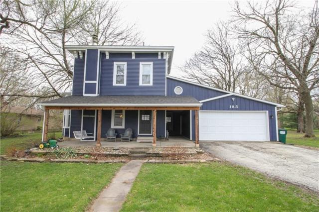 185 E Warren, Warrensburg, IL 62573 (MLS #6192792) :: Main Place Real Estate