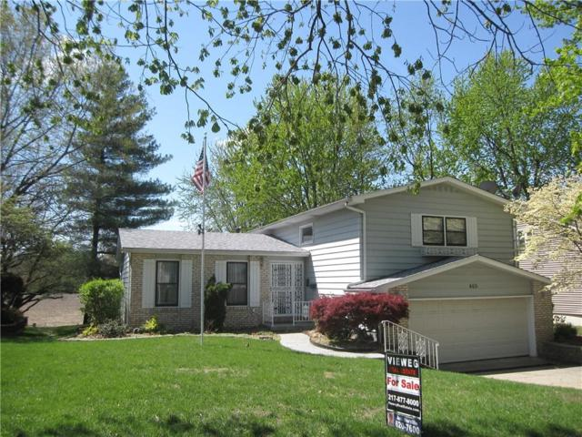 465 Shadow, Decatur, IL 62526 (MLS #6193352) :: Main Place Real Estate