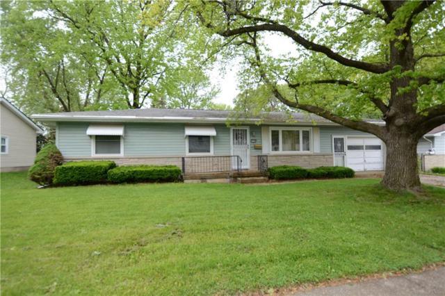 3169 Christine, Decatur, IL 62526 (MLS #6193400) :: Main Place Real Estate