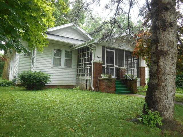 240 N Oakdale, Decatur, IL 62522 (MLS #6193960) :: Main Place Real Estate