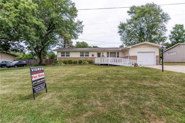 3414 N Christine, Decatur, IL 62526 (MLS #6194420) :: Main Place Real Estate
