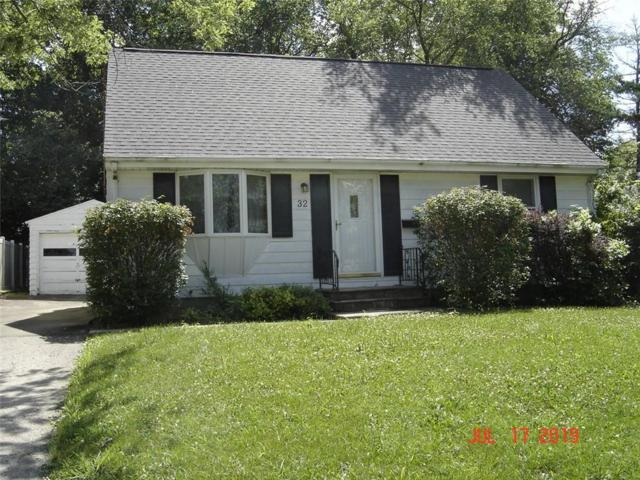 32 Sickles, Decatur, IL 62521 (MLS #6194495) :: Main Place Real Estate