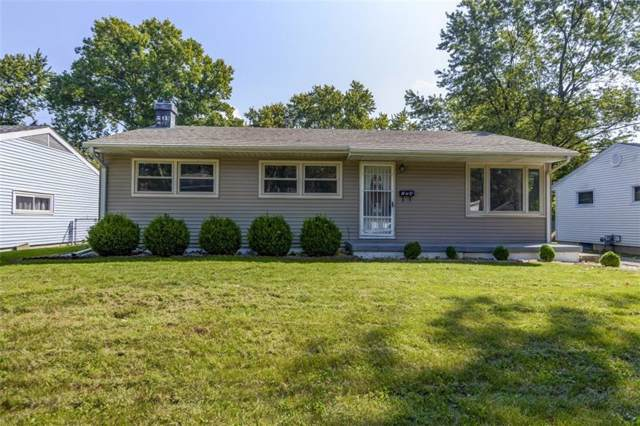124 Wisconsin Drive, Decatur, IL 62526 (MLS #6197449) :: Main Place Real Estate