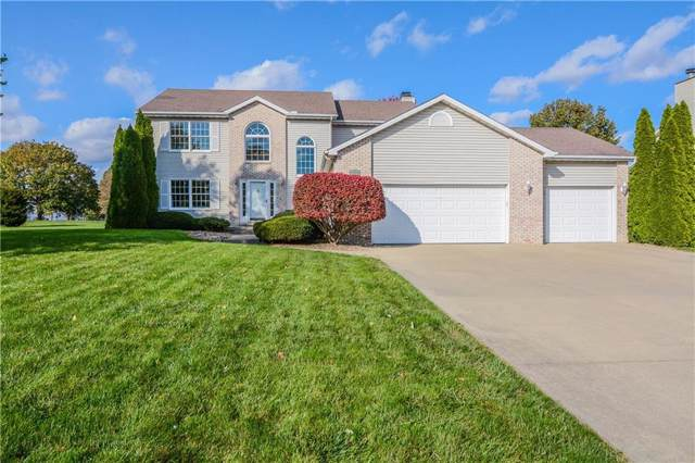 1134 Wedgewood Court, Decatur, IL 62626 (MLS #6197978) :: Main Place Real Estate