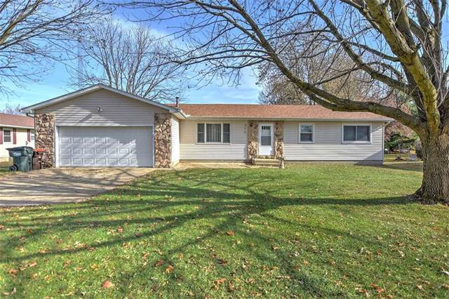 206 Carmi Court, Cerro Gordo, IL 61818 (MLS #6198353) :: Main Place Real Estate