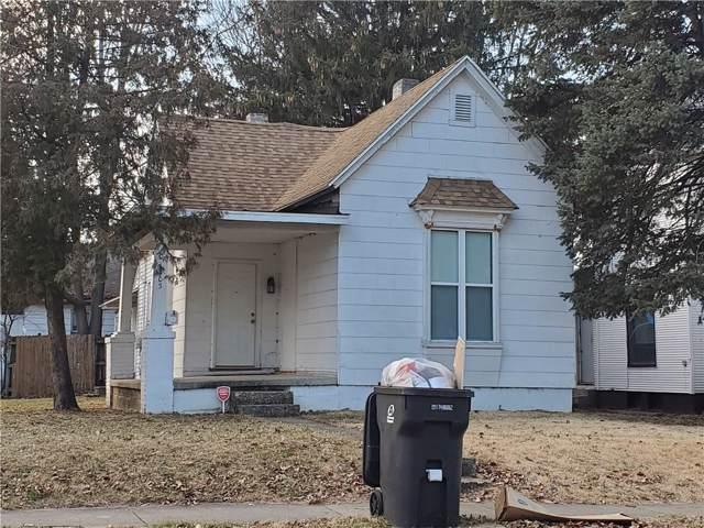 1103 N College Street, Decatur, IL 62522 (MLS #6198713) :: Main Place Real Estate