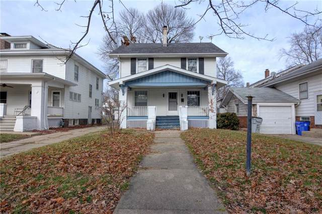 1416 W Decatur Street, Decatur, IL 62522 (MLS #6198775) :: Main Place Real Estate