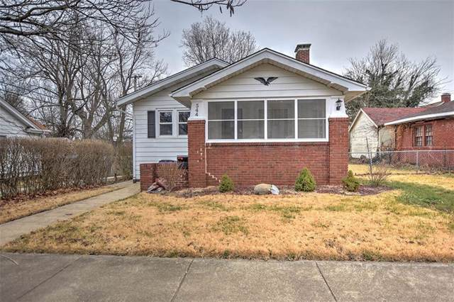 544 S Mcclellan Avenue, Decatur, IL 62522 (MLS #6198823) :: Main Place Real Estate
