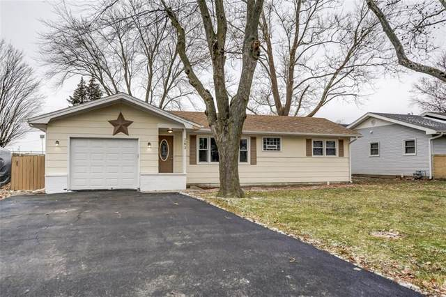 283 E Park Street, Argenta, IL 62501 (MLS #6199214) :: Main Place Real Estate