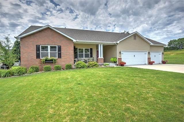 145 Covington Avenue, Mt. Zion, IL 62549 (MLS #6199302) :: Main Place Real Estate