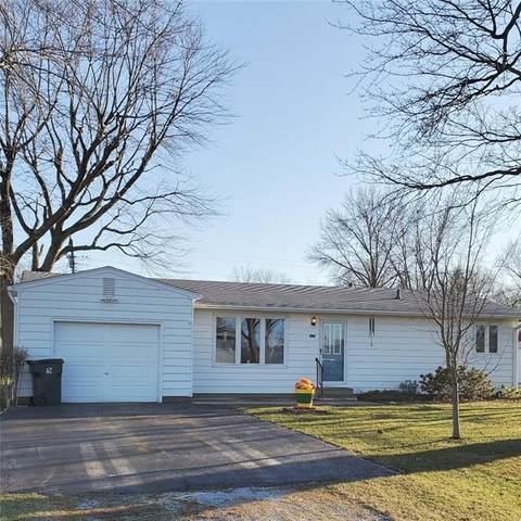 123 E Belle Street, Oreana, IL 62554 (MLS #6199438) :: Main Place Real Estate