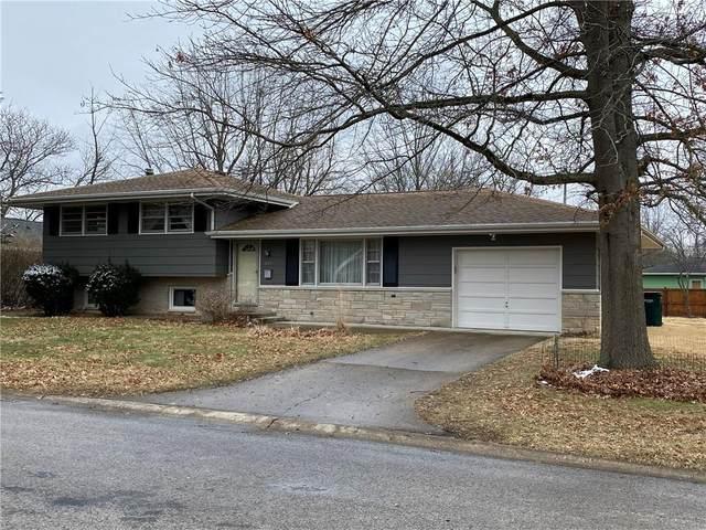 818 Olean Place, Charleston, IL 61920 (MLS #6199490) :: Ryan Dallas Real Estate