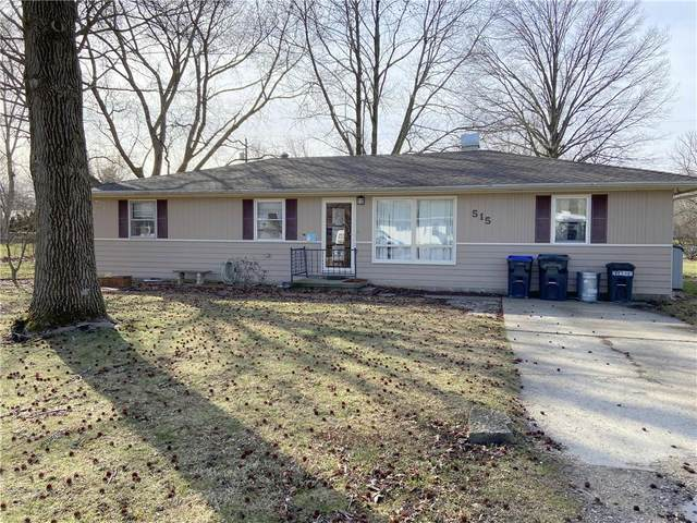 515 Park Drive, Mt. Zion, IL 62549 (MLS #6200818) :: Main Place Real Estate