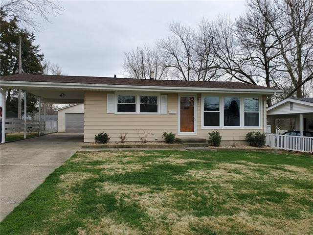 349 W Imboden Drive, Decatur, IL 62521 (MLS #6200869) :: Main Place Real Estate
