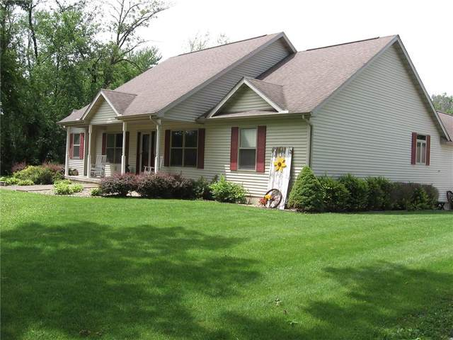 4720 E Fitzgerald Road, Decatur, IL 62521 (MLS #6201051) :: Main Place Real Estate