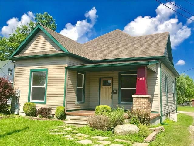 605 N Michigan Avenue, Marshall, IL 62441 (MLS #6201069) :: Ryan Dallas Real Estate
