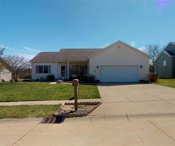 145 Parkington Court, Mt. Zion, IL 62549 (MLS #6201070) :: Main Place Real Estate