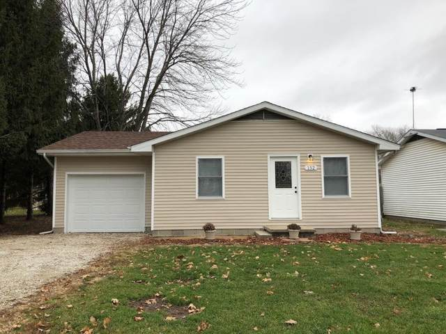 152 E East Street, Argenta, IL 62501 (MLS #6201117) :: Main Place Real Estate