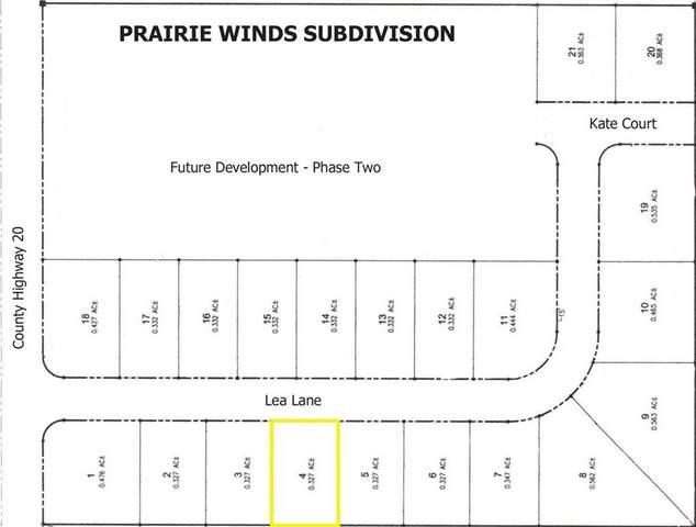 (Lot 4) 165 Lea Lane, Forsyth, IL 62535 (MLS #6201139) :: Main Place Real Estate