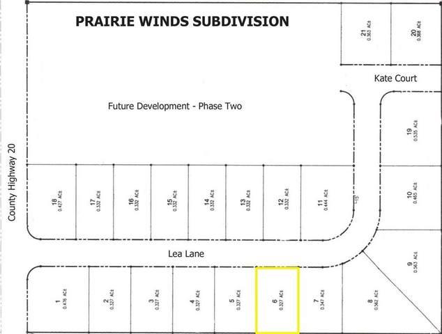 (Lot 6) 235 Lea Lane, Forsyth, IL 62535 (MLS #6201143) :: Main Place Real Estate