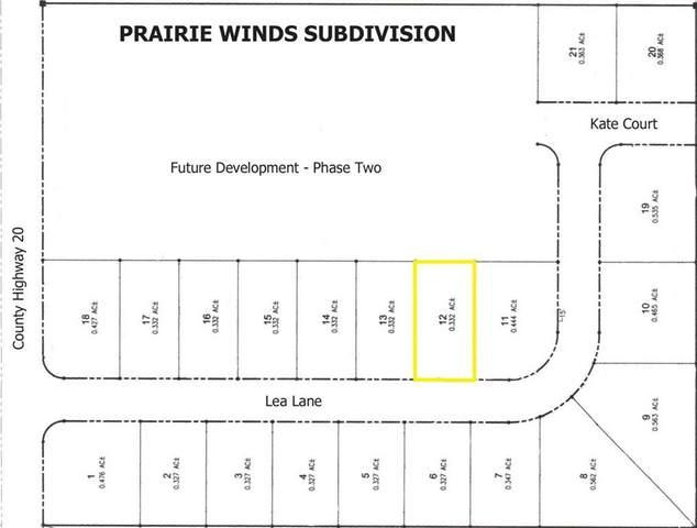 (Lot 12) 250 Lea Lane, Forsyth, IL 62535 (MLS #6201145) :: Main Place Real Estate