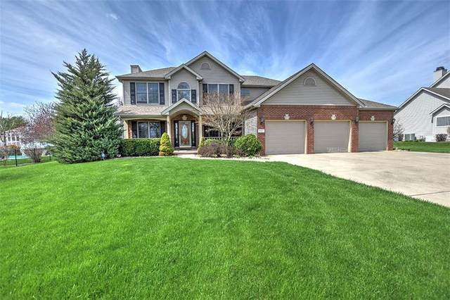869 Oakland Avenue, Forsyth, IL 62535 (MLS #6201180) :: Main Place Real Estate