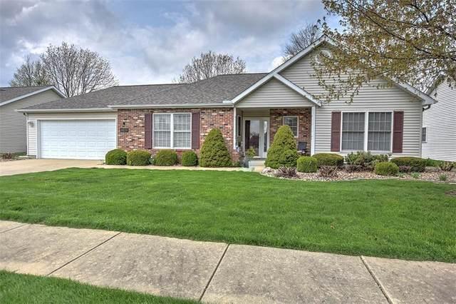 1030 Arbor Trail, Decatur, IL 62526 (MLS #6201406) :: Main Place Real Estate