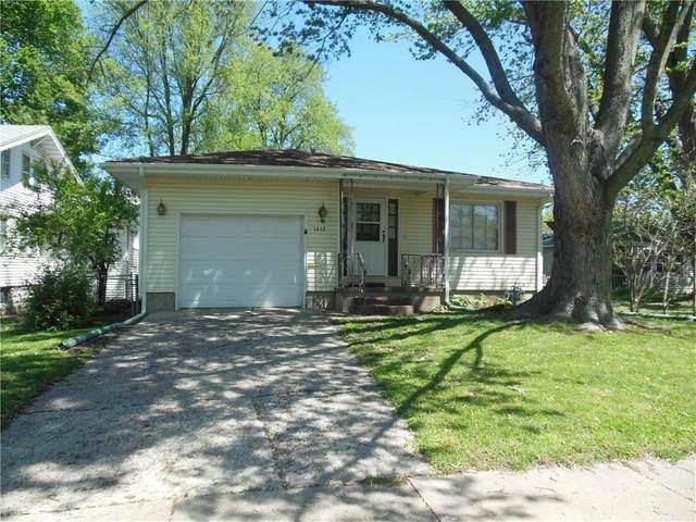 1412 E Decatur Street, Decatur, IL 62521 (MLS #6201648) :: Main Place Real Estate