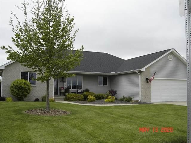 1370 Florian Avenue, Mt. Zion, IL 62549 (MLS #6201743) :: Main Place Real Estate