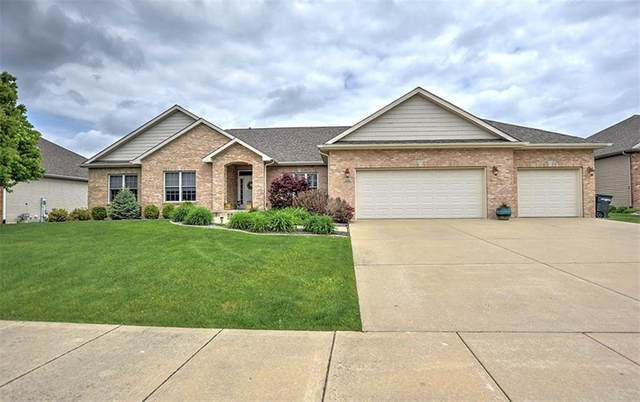 1218 Raptor Lane, Forsyth, IL 62535 (MLS #6201755) :: Main Place Real Estate