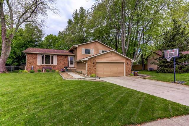 1741 Moundford Court, Decatur, IL 62526 (MLS #6201880) :: Main Place Real Estate