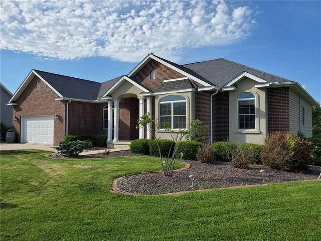 120 Parkington Court, Mt. Zion, IL 62549 (MLS #6201896) :: Main Place Real Estate