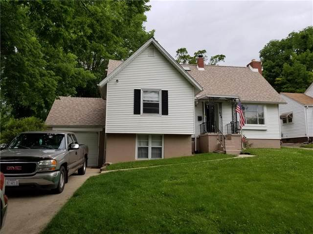 1044 Lincoln Park Drive, Decatur, IL 62522 (MLS #6202025) :: Main Place Real Estate