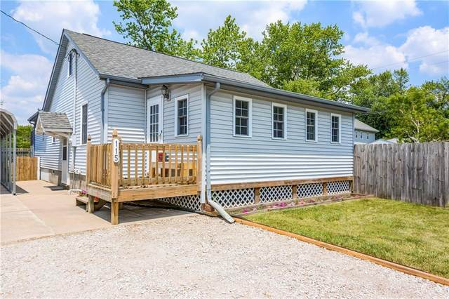 115 W Mckinley Street, Maroa, IL 61756 (MLS #6202338) :: Main Place Real Estate