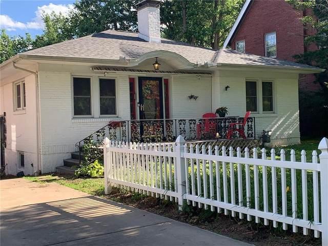 1351 W Riverview Avenue, Decatur, IL 62522 (MLS #6202536) :: Main Place Real Estate
