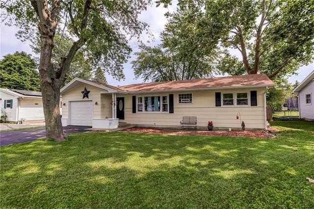 283 E Park Street, Argenta, IL 62501 (MLS #6202716) :: Main Place Real Estate