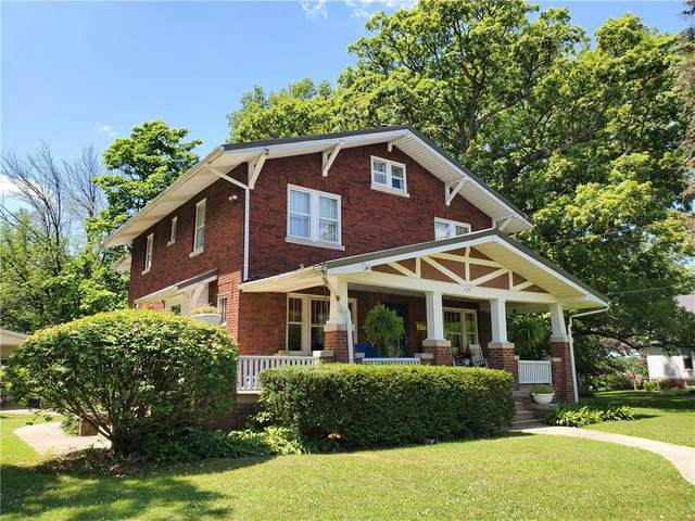 625 W Main Street, Mt. Zion, IL 62549 (MLS #6202795) :: Main Place Real Estate
