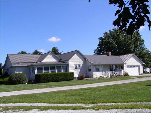 1559 State Hwy 32, Sullivan, IL 61951 (MLS #6204608) :: Main Place Real Estate