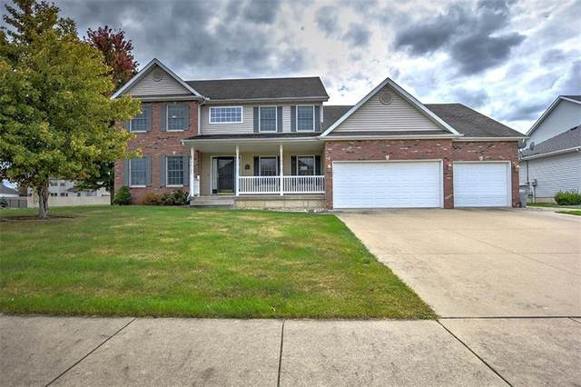 1003 Schroll Drive, Forsyth, IL 62535 (MLS #6205767) :: Main Place Real Estate