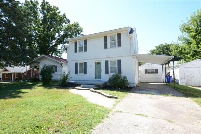 1123 21st Street, Decatur, IL 62521 (MLS #6205810) :: Main Place Real Estate
